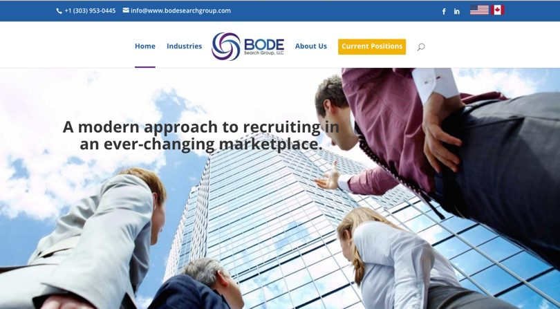 Bode Search Group, LLC